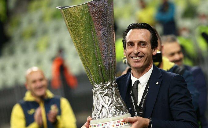 "Emeri: ""Zaslužili smo trofej i da igramo u Ligi šampiona"""