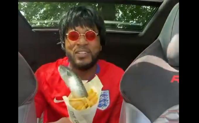 Evra prešao igricu, cela Engleska je videla njegov video!