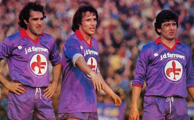 """""""Grbavci"""" u Firenci, nije samo Bađo, sećanje na penal iz 1982. godine!"""