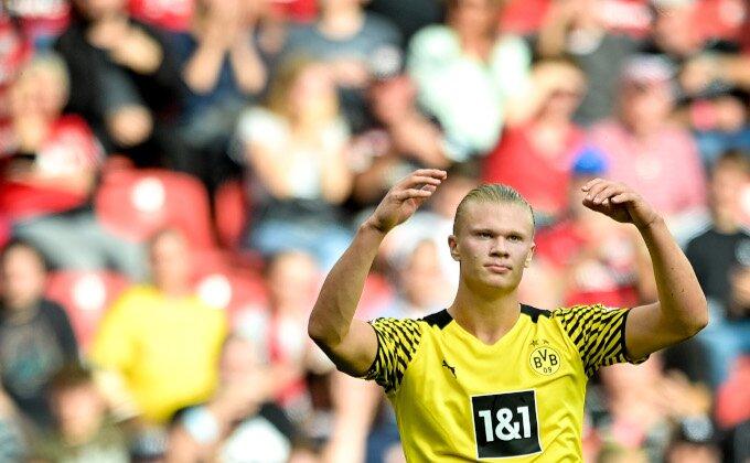 Neverica u Dortmundu, Halandov prijatelj otkrio loše vesti