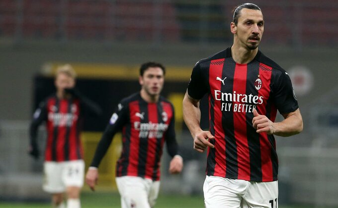 "Ibra presrećan, Milan ima ""zastrašujući"" tandem"