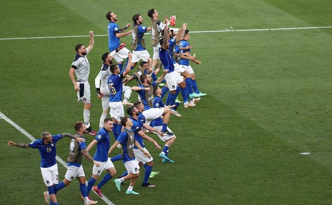 Poslednji gol koji su primili Italijani? Pre HILJADU minuta!