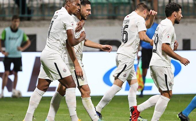 Poluvreme - Partizan ima mirnu prednost, ali i novu povredu!
