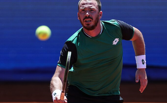Krstin u osmini finala turnira u Beogradu