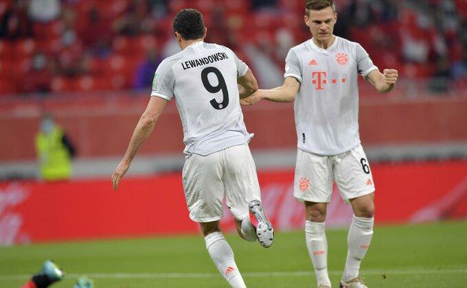 Levandovski sa dva komada doneo Bajernu novo finale!