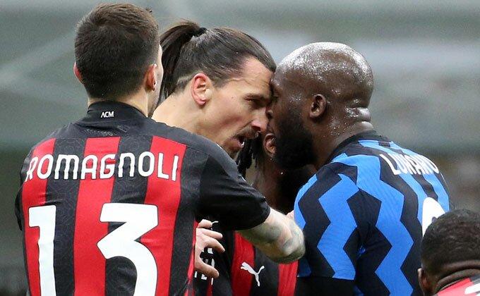 """Ibrahimović """"ponizio"""" Lukakua, kako će Belgijanac reagovati?"""