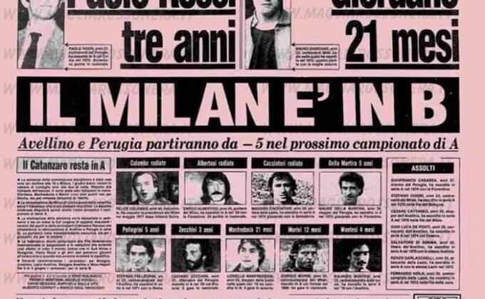 Milan i Lacio - Najbolje i najgore