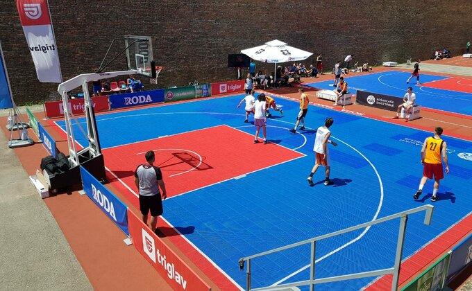 Počinje međunarodni 3x3 turnir u Beogradu