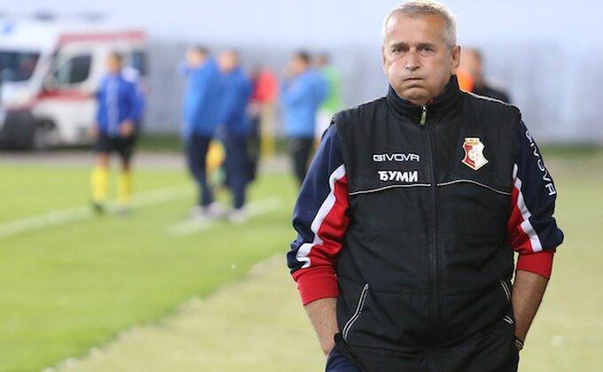 Đuričić optimističan pred Novi Sad, Čuka već zaboravljena