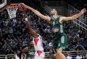 Šampion u potpunom nokdaunu - Očajni PAO izgledao kao NBA tim naspram Efesa!