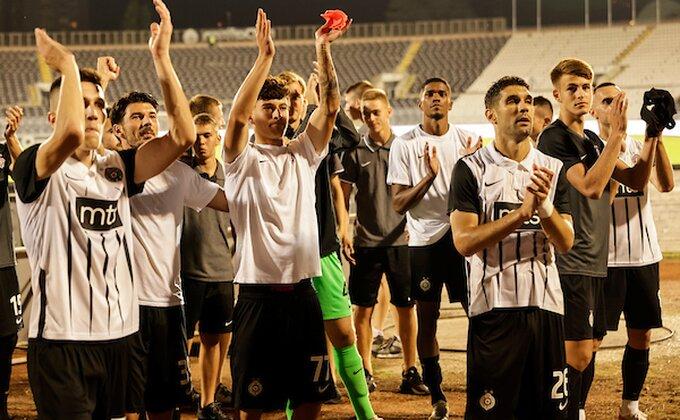 Pet stvari koje su obeležile pobedu Partizana nad Slovacima