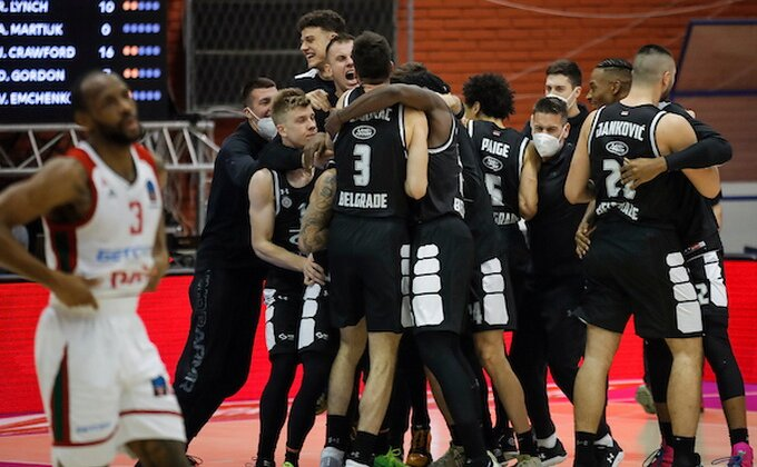 Očekivano - Partizanov spisak, nema trojice za Kup!