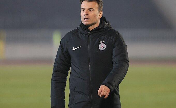 Stanojević o Joviću: ''Rekao sam mu pre utakmice...''