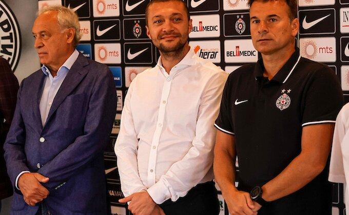 Okupio se Partizan - Vučelić i Stanojević o teškim vremenima i sušnim godinama
