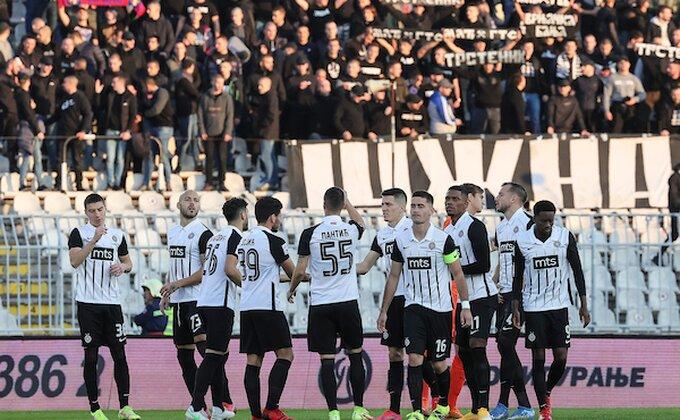 Poluvreme: Partizan probio bedem Surduličana