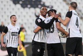 Partizanova dominacija protiv Radnika, neka se spremi Gent!