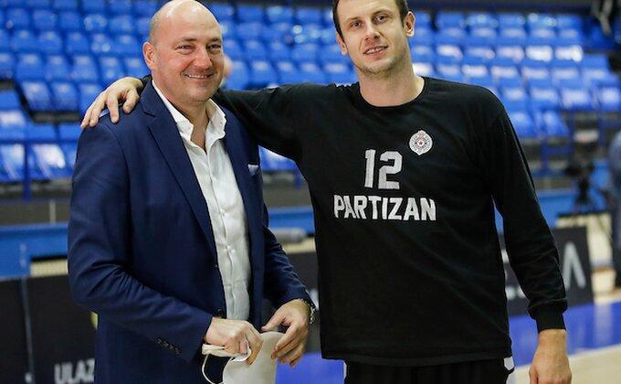 Uzrujani Mića Berić, izjava upućena košarkašima koji se igraju sa renomeom kluba!