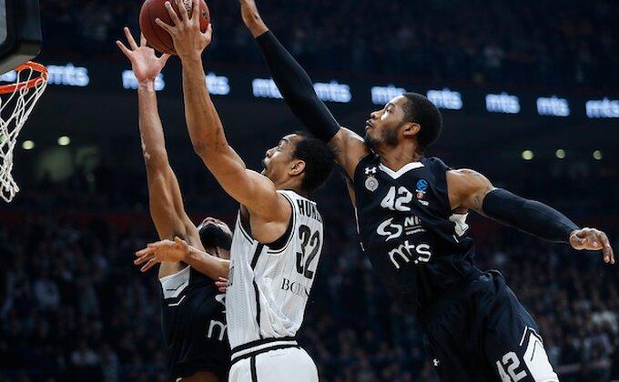 Virtus ne prašta, otpušten američki košarkaš