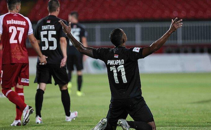 Prvi put posle četiri godine Partizan ima bodovnu prednost nad Zvezdom!