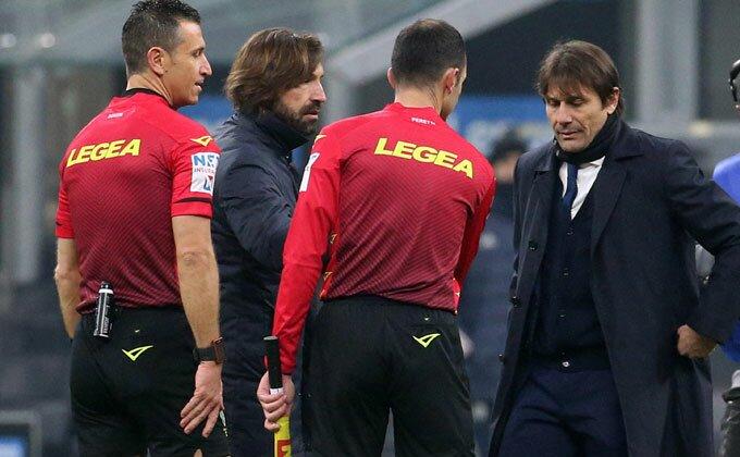 Pirlo priznao - dve stvari zašto je Inter uzeo titulu!