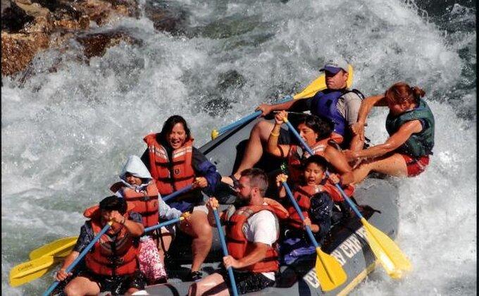 Srbi na Svetskom prvenstvu u raftingu