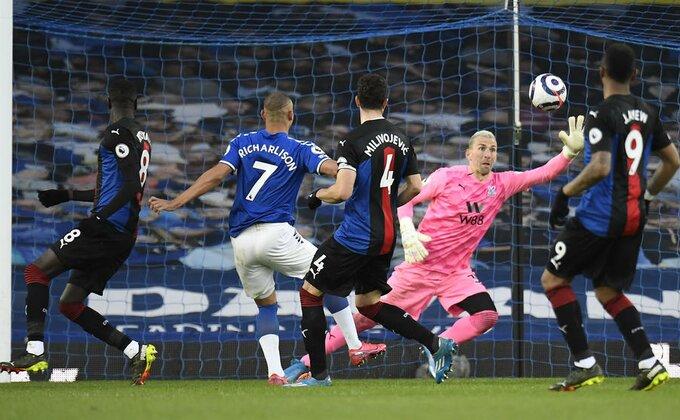 Bačuaji ušao i srušio Evertonov san o Ligi šampiona