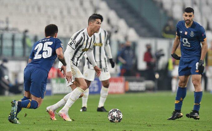 Totalna ludnica, još dva gola u produžecima, Porto šokirao Juve!
