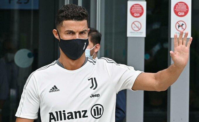 Ronaldov pritisak, evo šta je uradio jutros!