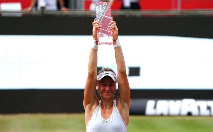 Samsonova pobedila na WTA turniru u Berlinu