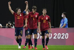 Argentinsko moranje protiv Španaca!