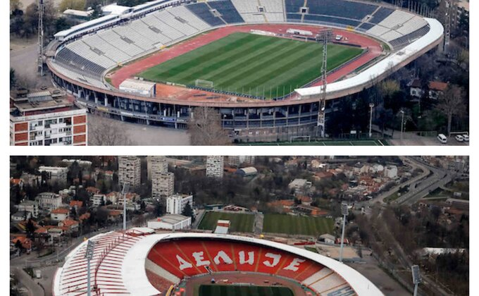 Dogovorite se - Gde Brazil igra sa Srbijom, u Humskoj ili na Marakani?