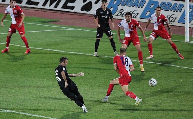 Nathova lekcija Novosađanima, Partizan je lider na tabeli!