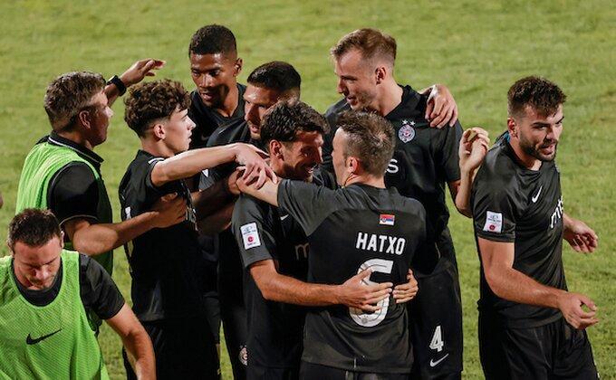 Šta kažu brojke, ko su ''nezamenljivi'' u Partizanu?