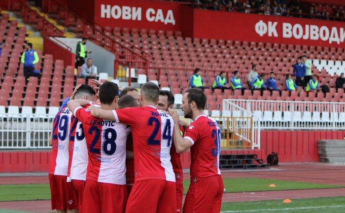 SL - Mrkaić ušao i doneo Voši novu pobedu
