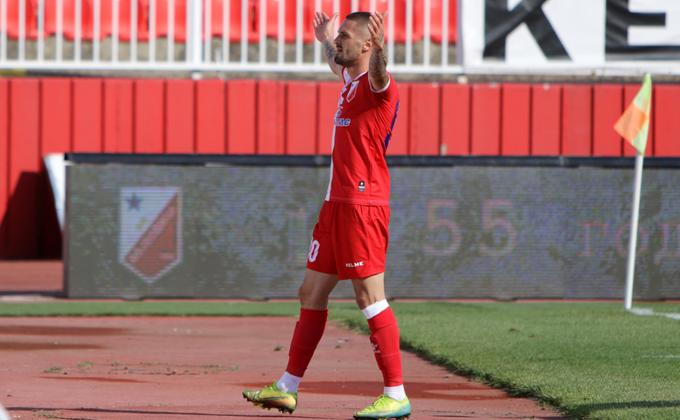 Vukadinović srećan zbog gola, još više zbog pobede