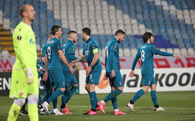 Udarac za Milan pred Inter i revanš sa Zvezdom
