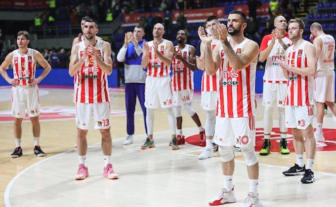 ''Delije'' sportski priznaju poraz i ukazuju na probleme /TVITOVI/