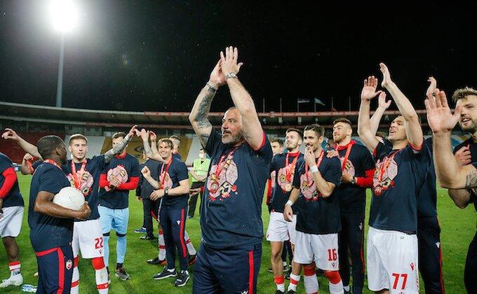 Da li se Gobeljić pokajao? Oglasio se posle finala, a iz Partizana mu stigao odgovor!