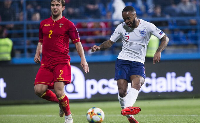 Sterling traži tešku kaznu za Crnu Goru: ''Svi crnogorski navijači moraju platiti cenu!''