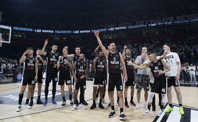 Šta kažu ''Grobari'' posle pobede nad evropskim prvakom?