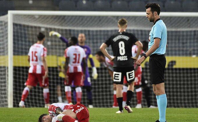 ''Delije'' prozivaju sudiju zbog dva penala, ima i kritika na račun pojedinih igrača