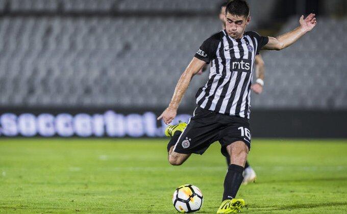 Preuzeo kapitensku traku Partizana, pa napušta klub u januaru?