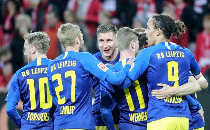 Fudbaler Lajpciga optužen za silovanje