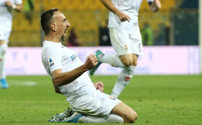 Transfer dana i najzvučnije ime u klubu u ovom veku - Frank Riberi!