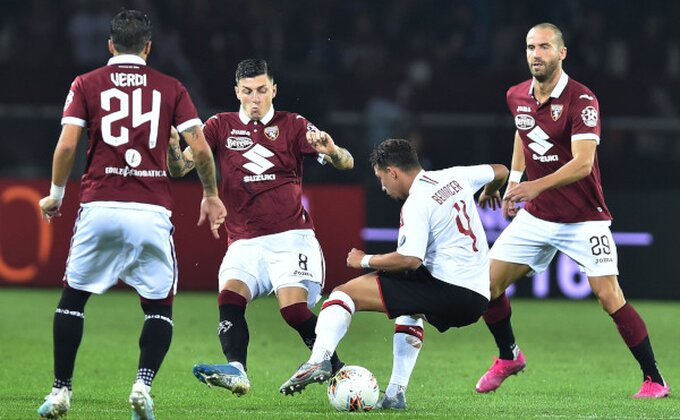 Zaražen fudbaler Torina...