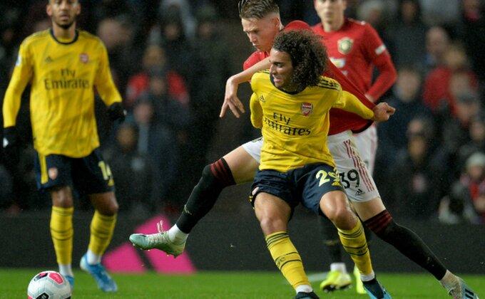 Junajted i Arsenal u klinču oko napadača?