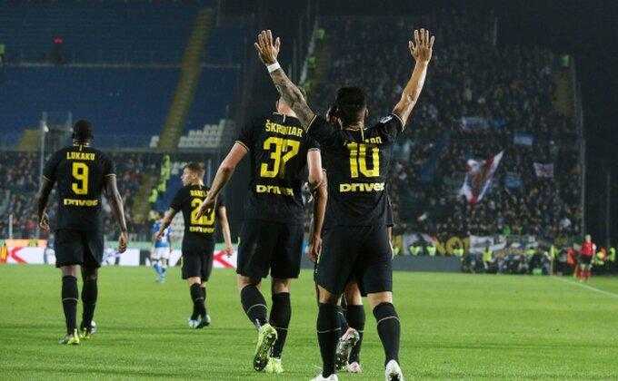 """Serija A - Inter """"drhtao"""" u Breši za vrh Serije A!"""