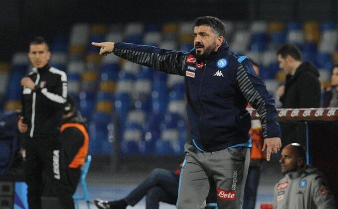 Serija A - To je taj Gatuzov mentalitet, Napoli u nadoknadi do pobede protiv Sasuola!