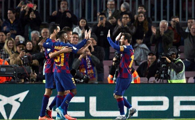 """Kup kralja - Barselona """"petardom"""" do četvrtfinala!"""