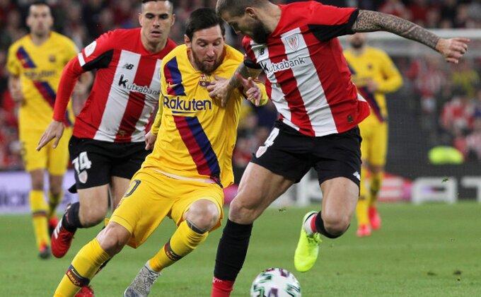 """Kup Španije - Senzacija na """"San Mamesu"""", Barselona eliminisana u 93. minutu!"""